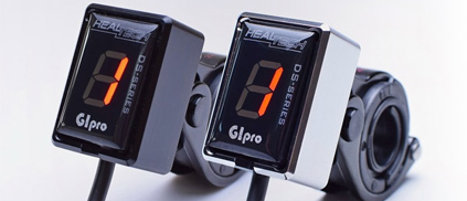 HealTech GIpro DS + GPX Lenkerhalterung 22mm Motofreakz