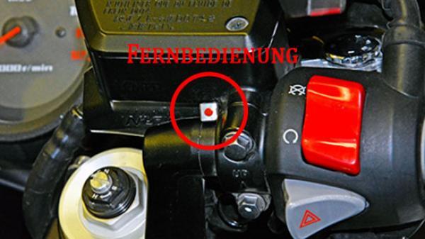 Tacho Kalibrator Healtech Speedohealer V4 F 252 R Honda Nc700