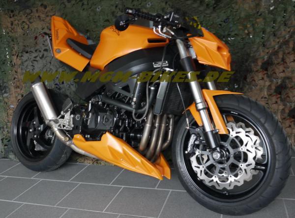 mgm bikes fighter bugspoiler 39 bs105 39 f r honda cbr 900. Black Bedroom Furniture Sets. Home Design Ideas